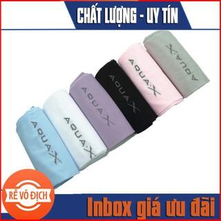 Găng tay chống nắng UV Aqua X các màu Đen Trắng Xám Hồng Tím Xanh ngọc [RẺ VÔ ĐỊCH] thumbnail