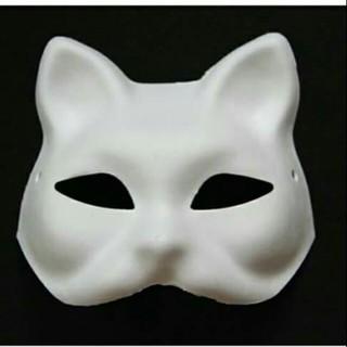 Mặt nạ cáo – mặt nạ mèo – fox mask (cả mặt, nửa mặt) rẻ như cho Mã Sản Phẩm DX7685