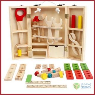 Đồ chơi gỗ DỤNG CỤ SỬA CHỮA Hãng S-Kids