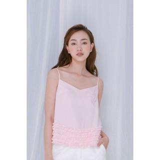 Áo 2D hồng bèo gấu thiết kế Elise thumbnail