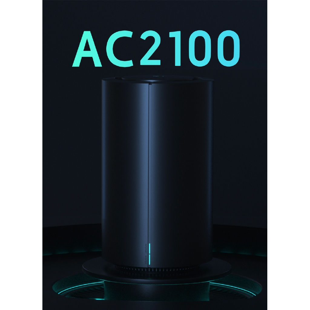 SALE Xiaomi IPv6 WiFi Router new black AC2100 5G Wireless 2.4G Wifi Router Network Extender and 1733Mbps Repeater
