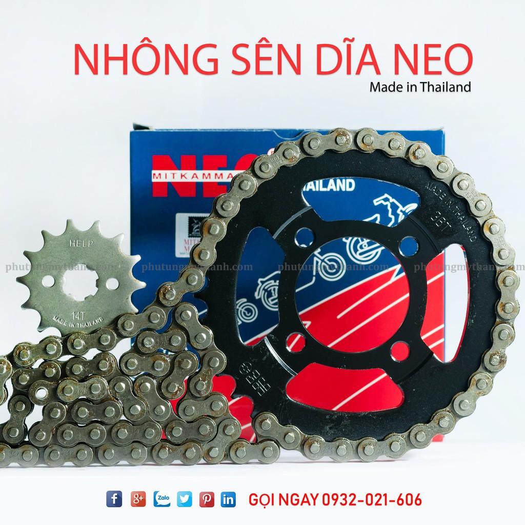 Nhông sên dĩa NEO MITKAMMAKON - Thailand - 3428776 , 951027977 , 322_951027977 , 188000 , Nhong-sen-dia-NEO-MITKAMMAKON-Thailand-322_951027977 , shopee.vn , Nhông sên dĩa NEO MITKAMMAKON - Thailand