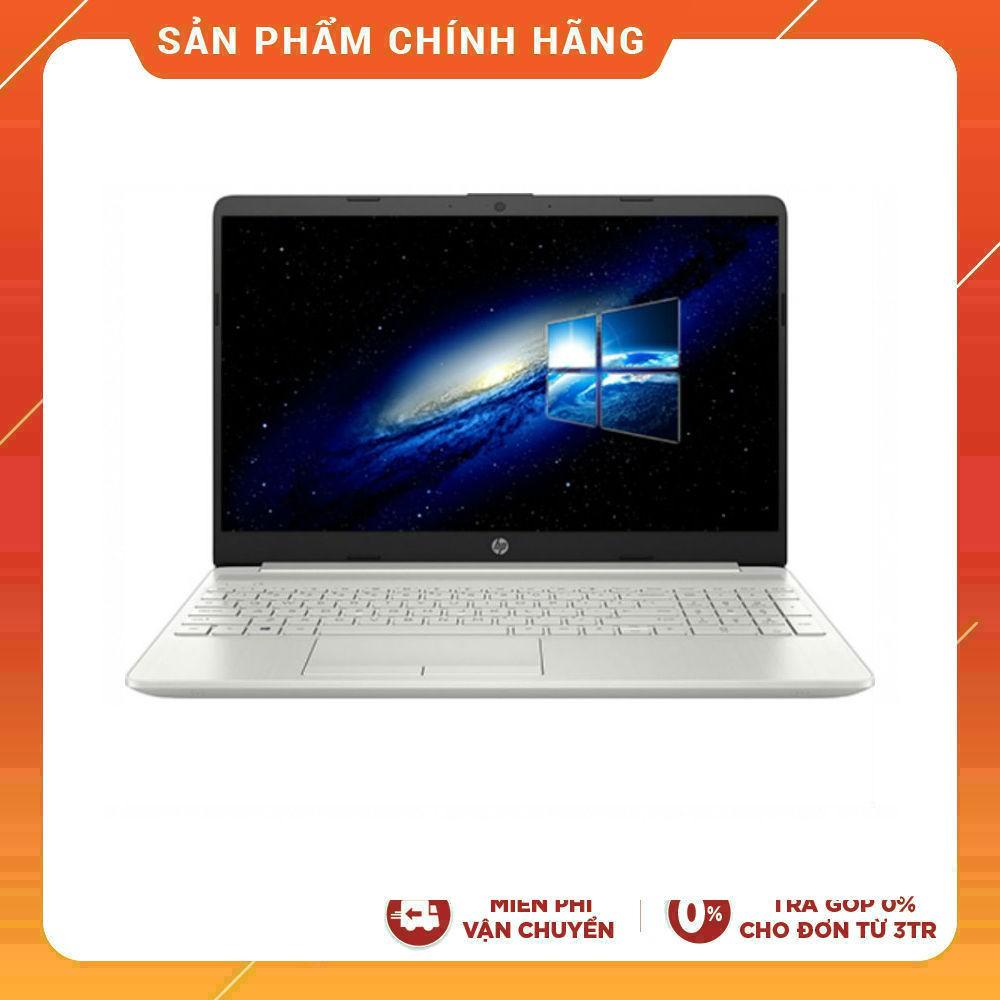 Laptop HP 15s-du0041TX 6ZF66PA (Bạc)