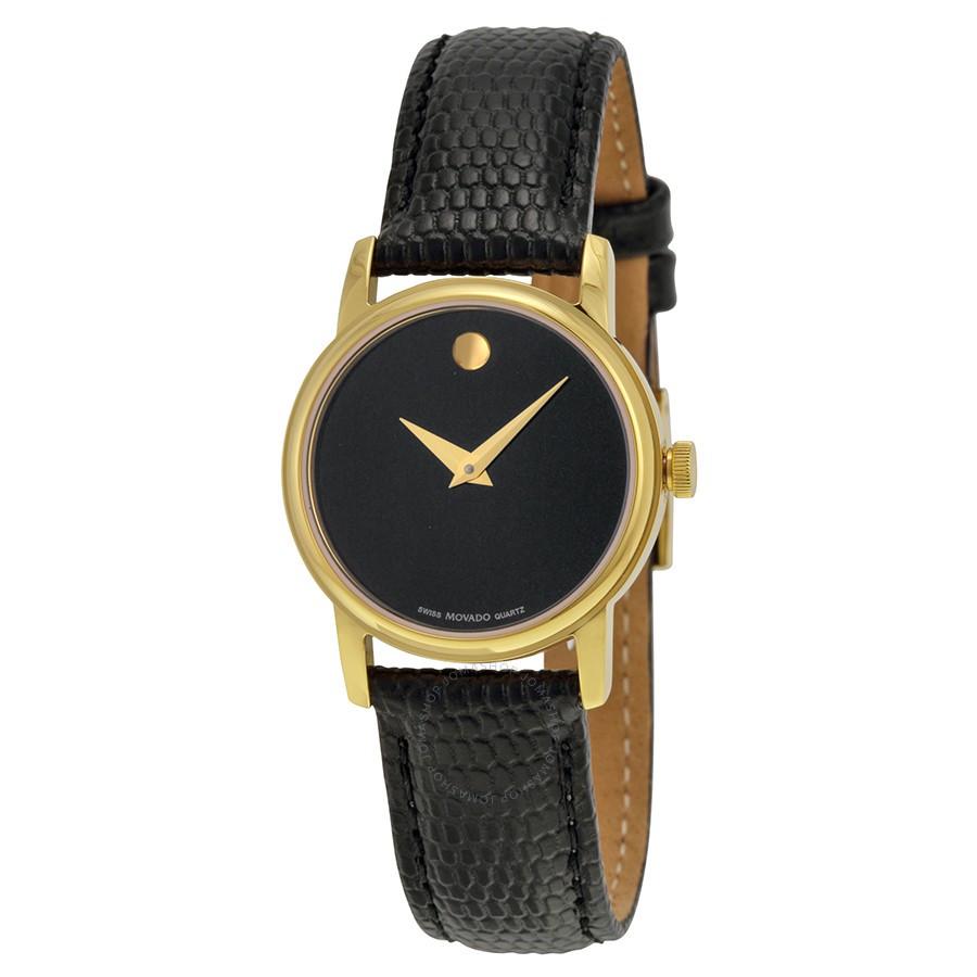 Đồng hồ nữ MOVADO da thời trang