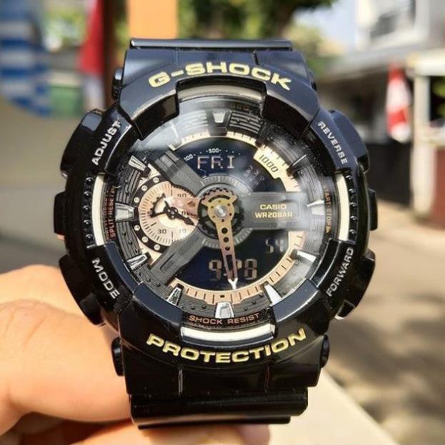 Đồng hồ nam G-SHOCK  Casio GA-110GB-1ADR dây cao su