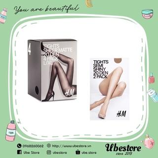 SET QUẦN TẤT H&M TIGHTS SHEER MATTE 20D SALE_OFF_60% thumbnail