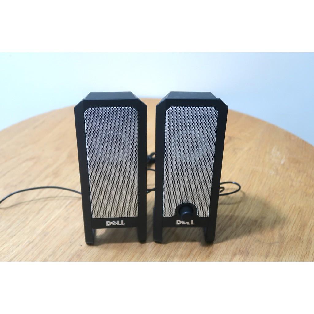 Loa Vi Tính Dell A225 xí ngầu dùng cho điện thoại, máy tính, laptop... nguồn USB