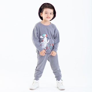 Độ bồ mặc nhà Beddep Kids Clothes chất thun in hình cho bé trai bé gái BP-B18 thumbnail