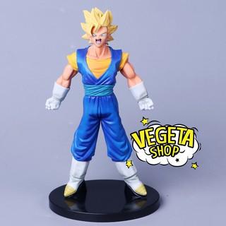 Mô hình(Figure) Vegeto Super Saiyan (Vegeto tóc vàng) Full box – Dragon Ball – Cao 21cm