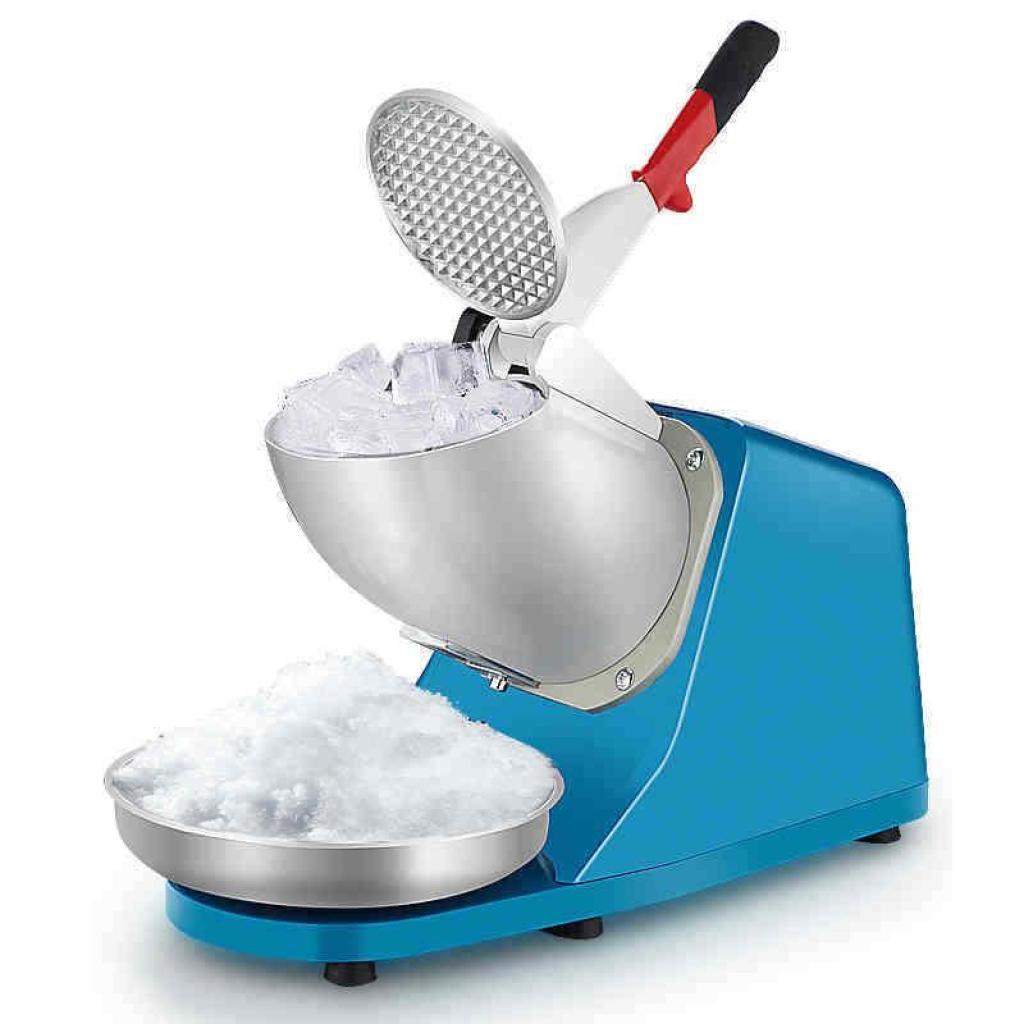 Portable Ice crusher เครื่องบดน้ำแข็งไฟฟ้า เครื่องทำน้ำแข็งใส เครื่องผลิตไอศกรีม เครื่องทำน้ำแข็ง น้ำแข็ง เครื่องมือ เคร
