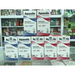 Lăn khử mùi nách AQUASELIN lọ 20 ml - hangg nhập khẩu thumbnail