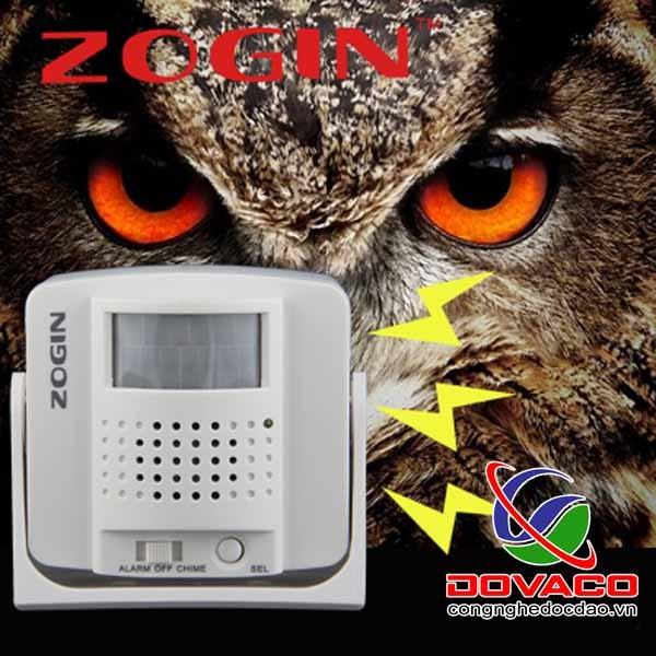 Báo hiệu khách vào ZOGIN V1