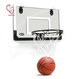 Mini Basketball Hoop With Ball 18 x12 inch Shatterproof Backboard