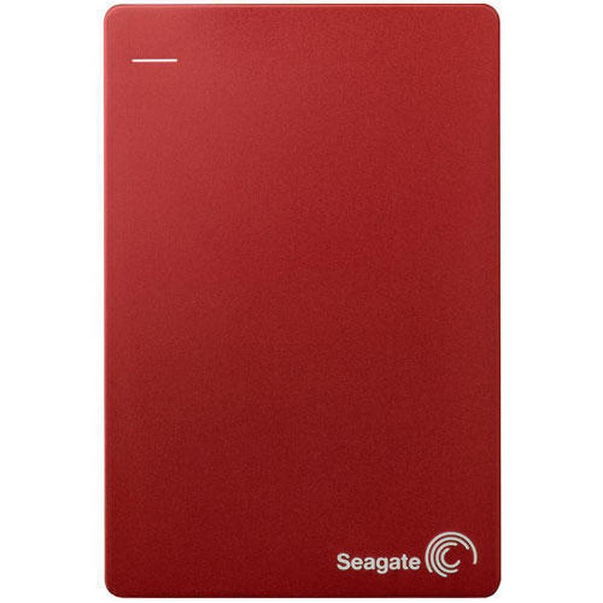Ổ cứng di động Seagate Backup Plus Slim 1TB (Đỏ)