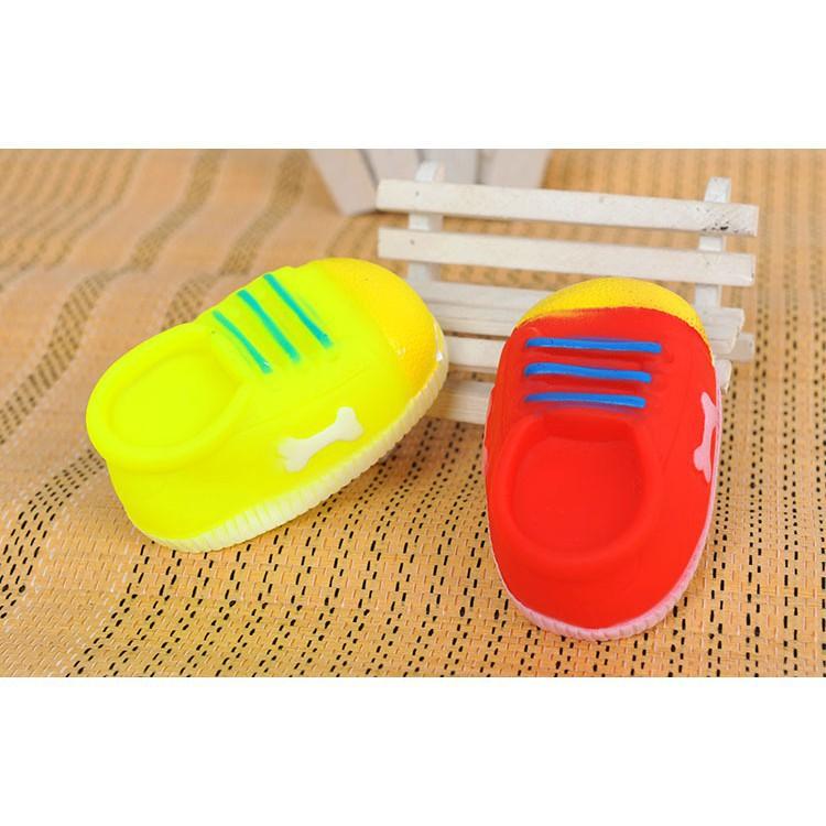 [SIÊU RẺ] Đồ chơi cho Pet hình chiếc giày Silicone