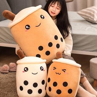 Gấu Nhồi Bông Trà Sữa Mềm Mịn Cao Cấp Vải Nhung Co Dãn 4 Chiều Size To Nhiều Màu thumbnail