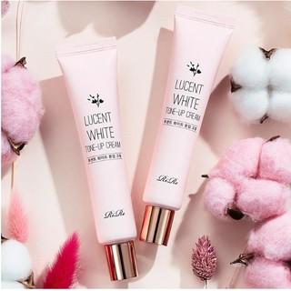 [Mã COSHOT01 hoàn 10% xu đơn 250K] 🌟AUTH_BILL Kem dưỡng trắng da nâng tone RIRE Lucent white tone up cream