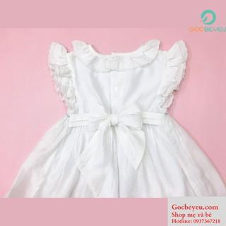 Đầm smock cao cấp cho bé gái 2 đến 9 tuổi