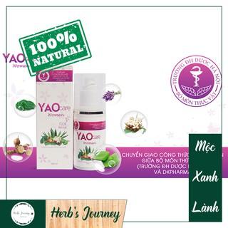 [CHÍNH HÃNG] Yaocare Women Dung dịch vệ sinh phụ nữ thảo dược - Dược Khoa - 100% thảo mộc - Chống viêm nhiễm, khí hư 3