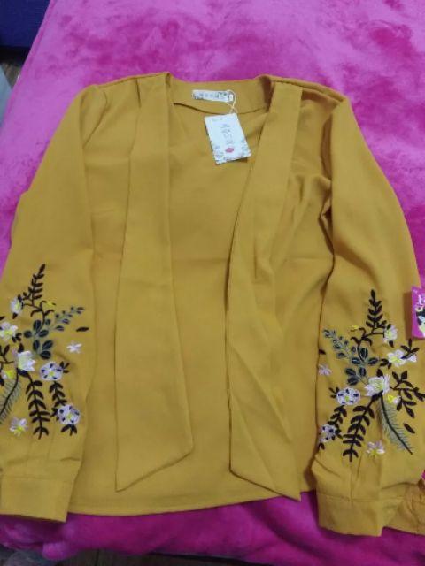 Áo kiểu nữ phong cách Hàn Quốc | WebRaoVat