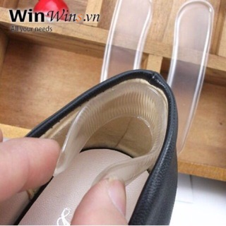 Lót giày silicon chống đau nhức gót chân thumbnail