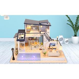 Nhà mô hình búp bê DIY – 13849