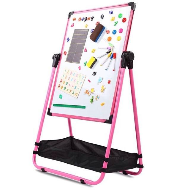 bảng viết đứng cho bé ❤️ [FREESHIP] ❤️ Giảm Giá 30K Khi Nhập Mã [DOCHO30K1] Bảng nam châm cho bé học chữ
