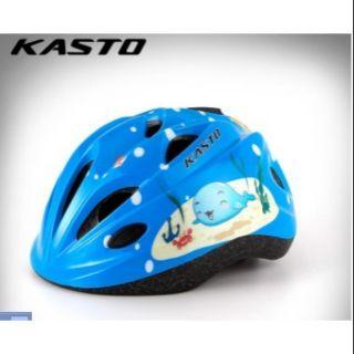 Mũ bảo hiểm Kasto cao cấp siêu nhẹ, Siêu thoáng mát và an toàn cho bé vận động. KASTO