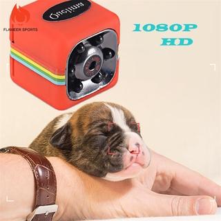 Camera Thể Thao 1080p Hd Ghi Âm Và Ban Đêm Màu Đen