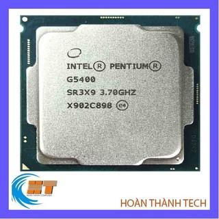 Bộ xử lý Vàng Intel Pentium G5400 thumbnail
