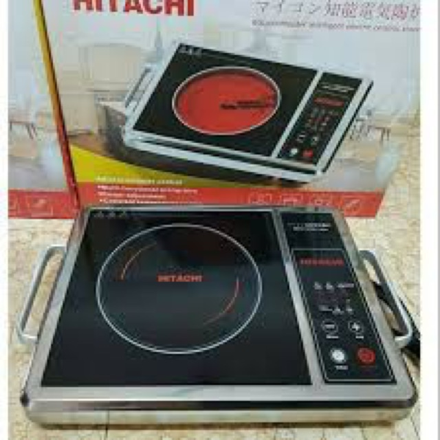 (RẺ VÔ ĐỊCH) Bếp hồng ngoại Hitachi cao cấp model DH-988 siê
