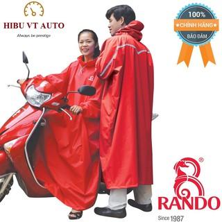 Áo mưa Rando Poncho Bisur Bảo vệ toàn diện APNS-23 che chở cho người thân yêu của bạn thumbnail