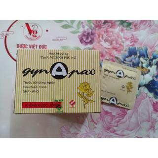 Bột dụng dịch vệ sinh phụ nữ Gynapax (Bột vệ sinh hoa hồng) thumbnail