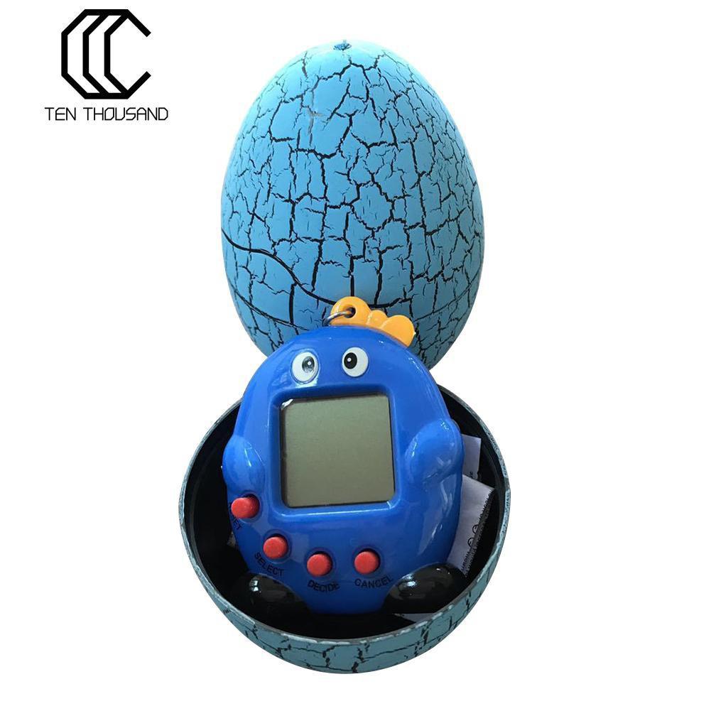 (HÀNG VỀ NHIỀU) Máy nuôi thú ảo đặt trong vỏ trứng