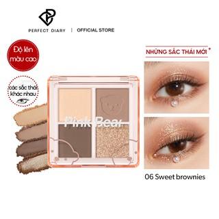 Phấn mắt Pink Bear Hidden Love Pigmented Easy Blending Long-lasting 6g thumbnail