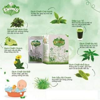 Elemis Sữa tắm gội thảo dược cho bé yêu ( hộp 20 gói x 10ml)