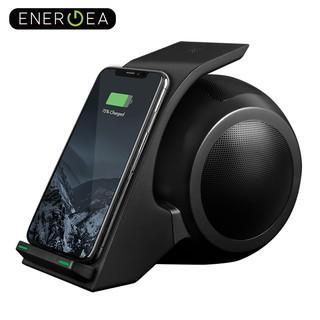 ENERGEA WiMusic Bluetooth Speaker With Wireless Charging Dock 5W/7.5W/10W (EU) - Loa Kiêm Dock sạc không dây