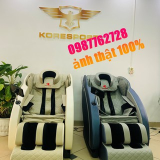 ghế mát xa toàn thân Nhật bản 16 chức năng xoa bóp massage 3D màn cảm ứng nghe nhạc hifi – hàng nhập khẩu Nhật bản