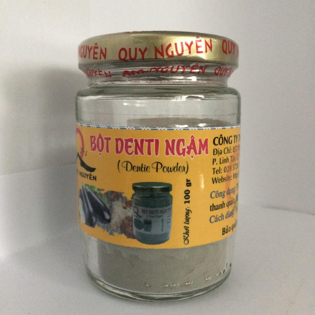 Bột Denti ngậm 100gr Quy Nguyên