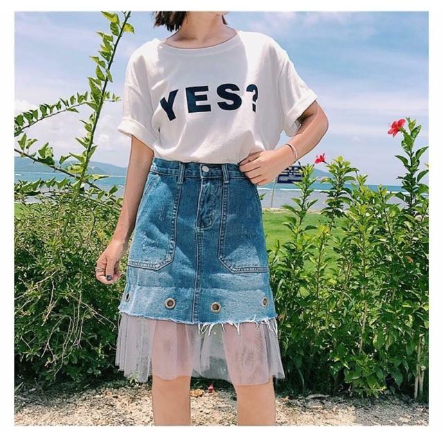 ?? chân váy jean phối lưới?? - 9974435 , 727368108 , 322_727368108 , 220000 , -chan-vay-jean-phoi-luoi-322_727368108 , shopee.vn , ?? chân váy jean phối lưới??