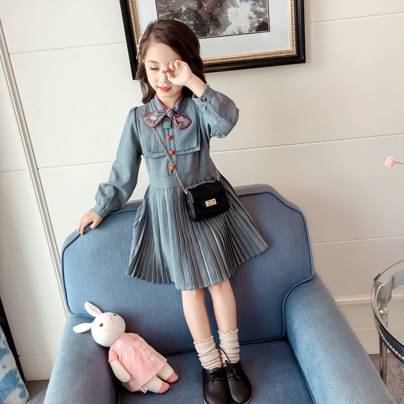 đầm cho bé gái đi chơi và đi dự tiệc hàng Quảng Châu cao cấp d037 - 14932262 , 2708640109 , 322_2708640109 , 259000 , dam-cho-be-gai-di-choi-va-di-du-tiec-hang-Quang-Chau-cao-cap-d037-322_2708640109 , shopee.vn , đầm cho bé gái đi chơi và đi dự tiệc hàng Quảng Châu cao cấp d037