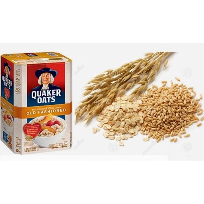 Yến mạch Quaker Oats 1kg - 2428727 , 138739249 , 322_138739249 , 70000 , Yen-mach-Quaker-Oats-1kg-322_138739249 , shopee.vn , Yến mạch Quaker Oats 1kg
