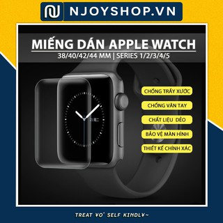 MIẾNG DÁN APPLE WATCH PPF PHỤC HỒI VẾT TRẦY PPF APPLE WATCH SERIES 5 4 3 2 1 | 38mm 40mm 42mm 44mm