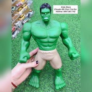 Mô Hình Avengers Hulk Khổng Lồ Xanh 32 cm