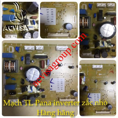 Mạch tủ lạnh Pana Inverter zắc nhỏ hàng hãng - 3429100 , 1329114130 , 322_1329114130 , 755000 , Mach-tu-lanh-Pana-Inverter-zac-nho-hang-hang-322_1329114130 , shopee.vn , Mạch tủ lạnh Pana Inverter zắc nhỏ hàng hãng