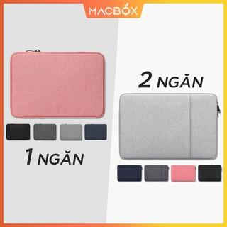Túi Chống Sốc Laptop Macbook Ultrabook Cao Cấp 13.3 Inch, 14 Inch, 15 Inch, 15.6 Inch, 16 Inch – 1,2 ngăn đựng