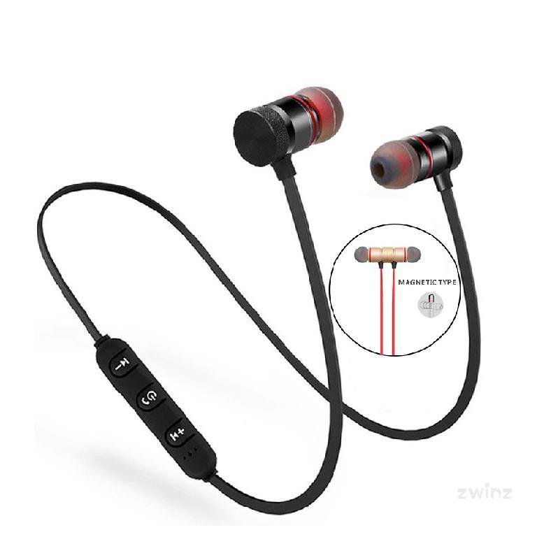 Tai nghe nhét tai kết nối không dây , có vòng tai để giữ cố định