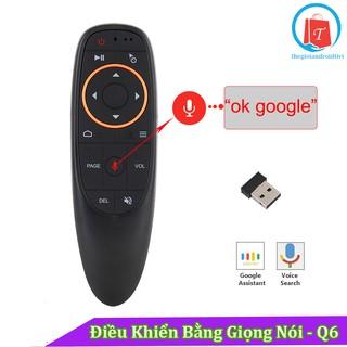 Điều Khiển Tìm Kiếm Giọng Nói G10S- ( Hỗ Trợ Cho Smart Tivi , Android Tivi Box … )