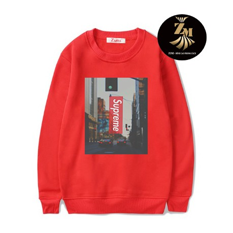 Áo Nỉ Sweater Nam Nữ Đều Mặc Được  New Tee Hot Big Size Dưới 100kg Cao Cấp - SW20126