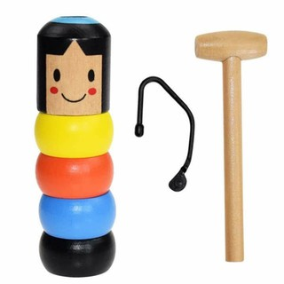đồ chơi ma thuật daruman otoshi kích thích sáng tạo của bé
